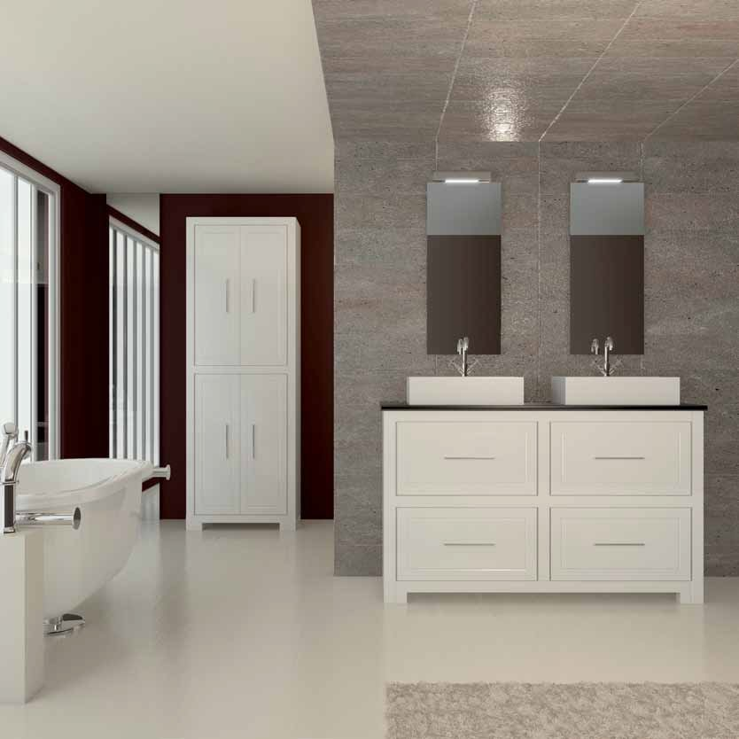 SPANISH BATHROOM FURNITURE KALMA