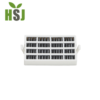 2018 new product replacement refrigerator air charcoal filter