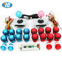 2 Player Arcade Kit 5V led button Zero delay arcade DIY