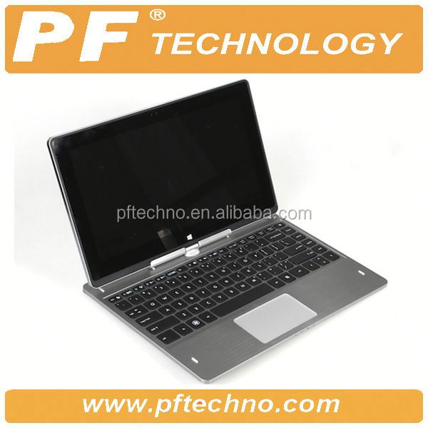 Latest ultra slim laptop with Rotatable Capacitive Touch screen