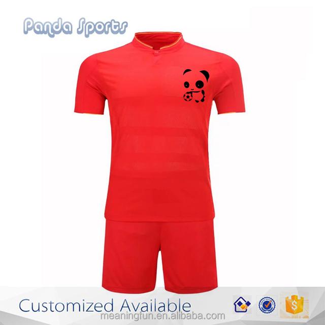 888124369 sublimation bulk order cheap high quality soccer football kit jersey shirt