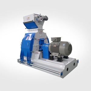 Factory price small hammer mill with cyclone