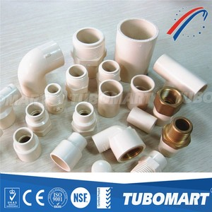 CPVC female elbow cpvc pipe and fitting PVC 90 degree pipe elbow