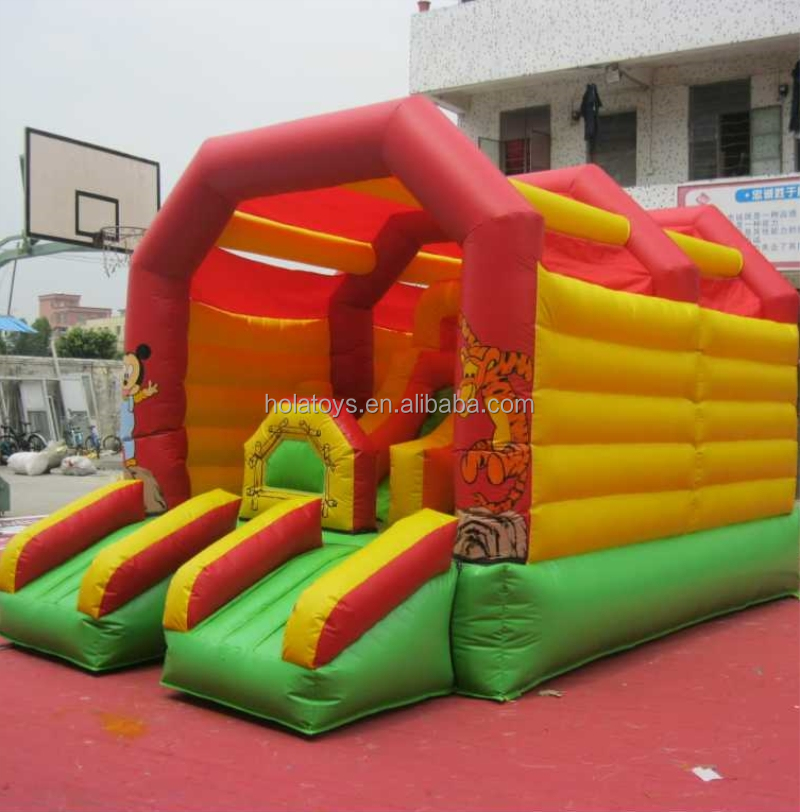 Giant pvc inflatable jumping castle toys/inflatable bouncer