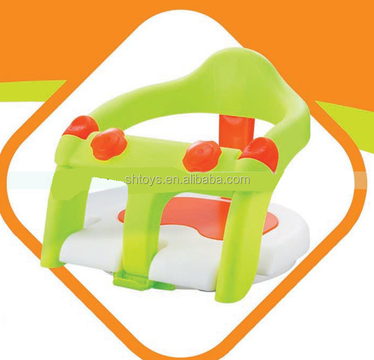 Hot Items Eco-friendly Plastic 360 Degree Rotating Baby Bath Seat ...