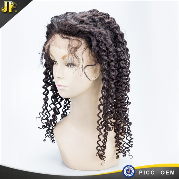 150% density with a lot of baby hair the latest high quality full lace wig