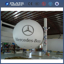Giant inflatable globes,giant advertising balloon,balloon helium for advertisement