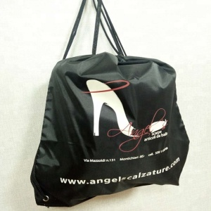 Cheap Promotional Trade Show Custom Drawstring Backpack Bags