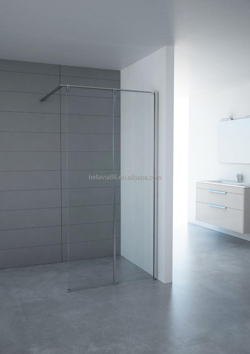 Bathroom Fixed Shower Doors Hinge