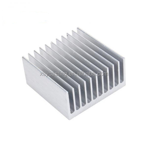 Aluminum Alloy 6063 Extrusion Heatsink for Led Lamp