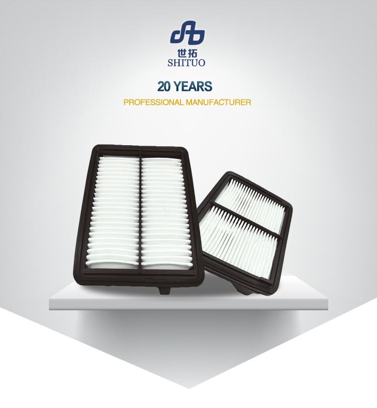 High quality air purifier hepa filter fit for cars air conditioning filter OEM NO 1006265