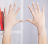 CE ISO FDA Examination Medical Disposable vinyl gloves