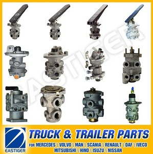Over 50 items Foot brake valve