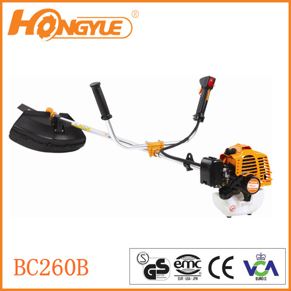 25.4cc drive shaft chain trimmer head with CE,GS approval