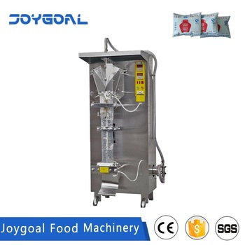 YT-500A automatic liquid packing machine / liquid-gel packing machine Hotsale!!!