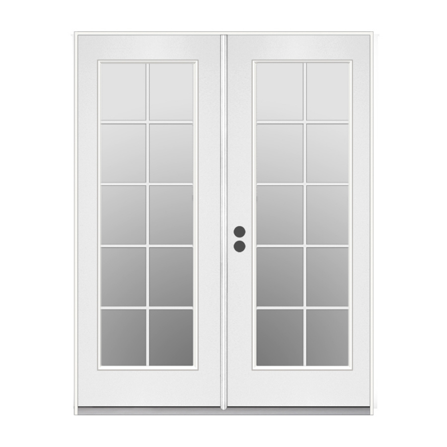 10 Lite White Paint Wood Door Window Insertsfront Door Buy Wood