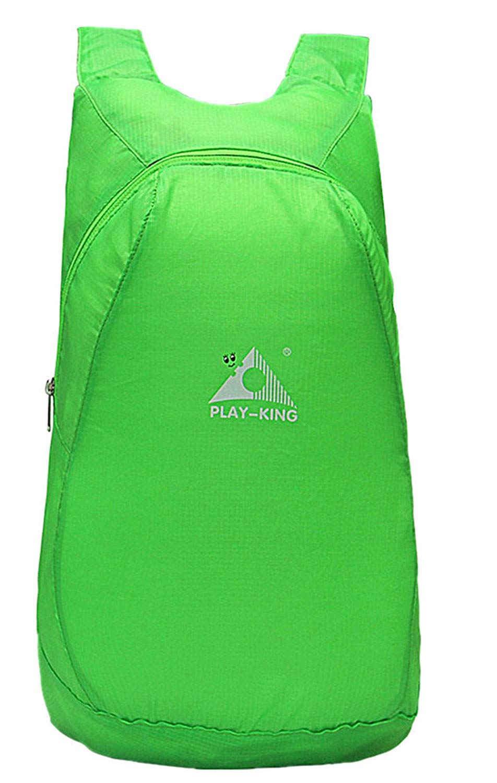 Get Quotations · Lightweight Backpack 20L Waterproof Handy Daypack Outdoor Folding  Rucksack Shoulder Bag for Women Men Travelling Hiking a22513c84a