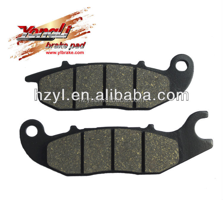 BRAKE PADS FOR MOTOR GY6 150CC, MOTORCYCLE BRAKE FOR MOTO GY6 SCOOTER