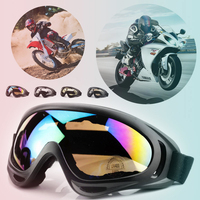 Good Quality UV400 Ski Sunglasses Winter Skiing Goggles Snow Sports Snowboard Anti-fog Windproof Rustproof Glasses