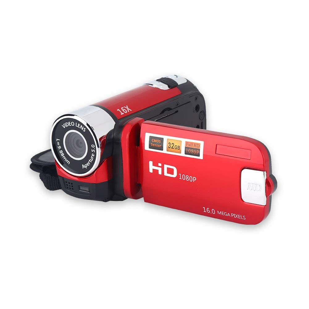 4db977db26a3 Buy Cobra Digital Squeezable Kids Camera, Red DC150-RD in Cheap ...