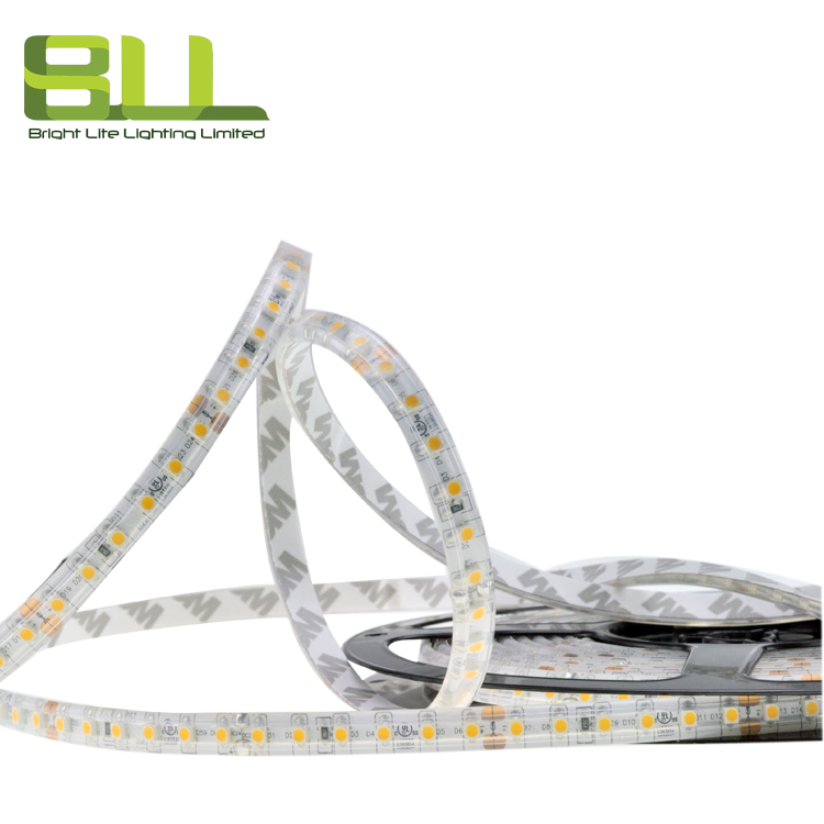 24V SMD 3528 flex led strip 120led/m 3000K Warm White IP65 LED Strip