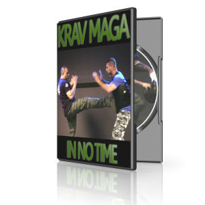 New Full Contact Krav Maga Self Defense Dvd Ultimate