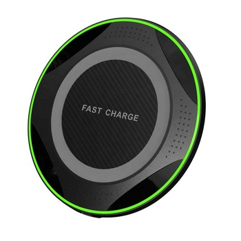 Wholesale Universal Wireless Phone Charger , Portable Custom Fast Charging Charger Pad For Smartphone