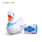 Cartoon children remote rc ship radio control toy animal goose shape boat