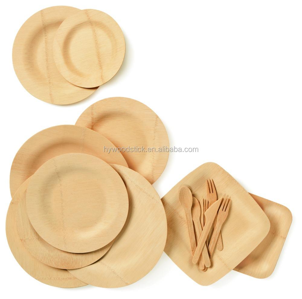 bamboo disposable plates wholesale bamboo disposable plates wholesale suppliers and at alibabacom