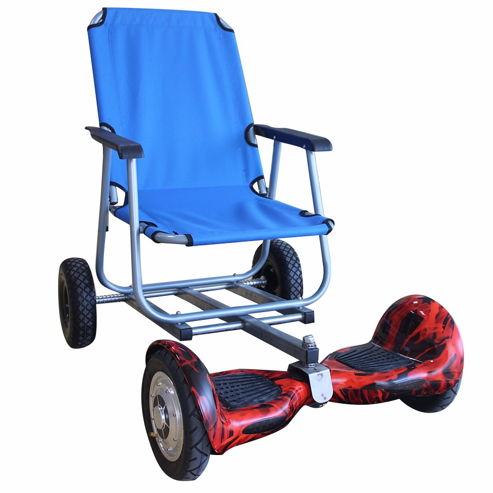 New design product cool seat hover kart for 2 wheels for Chaise electrique