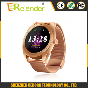Best Price MTK6261D Smart Watches Phone Bluetooth 3.0 Custom Smart Watch Oem