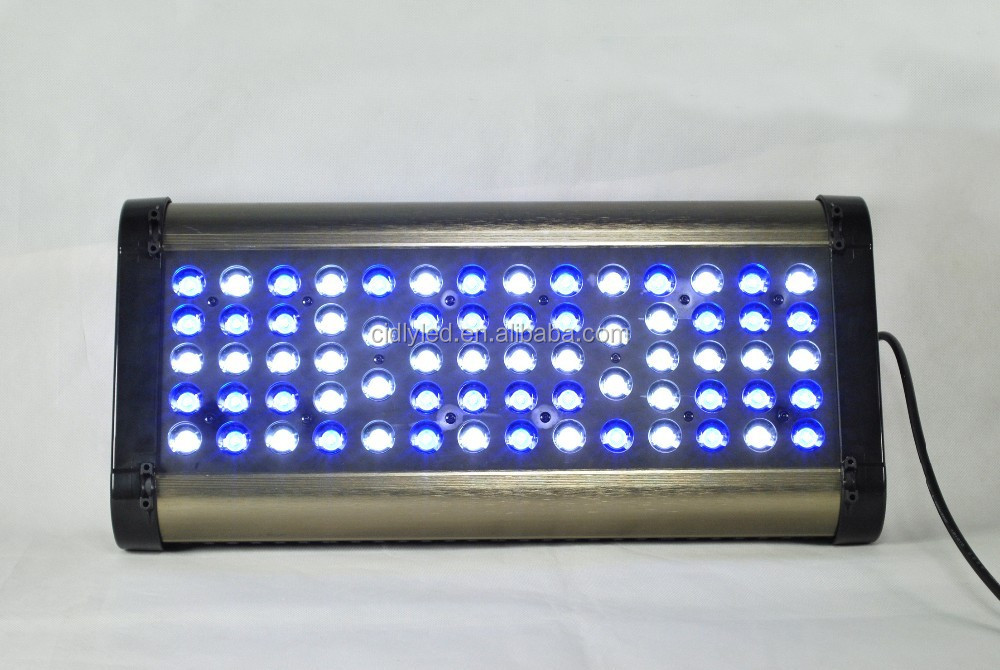 Beste hot in europa pt 200w rampe programmeerbare led zeeaquarium van led-verlichting
