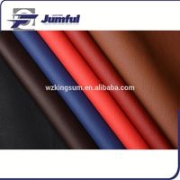 large supply of automotive vinyl leather