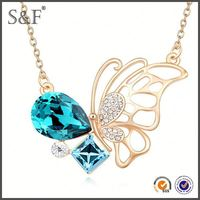 Professional Factory Sale!! Fashionable 22kt gold jewelry