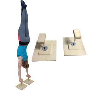 High End Universal Handstand Canes Gym Exercise Board Anti-Gravity Yoga Inversion Pole