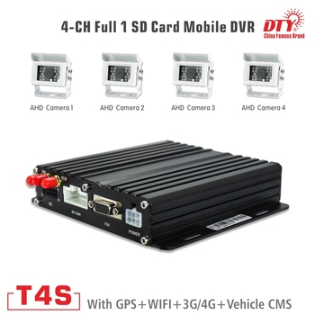 Cmsv6 Cms H 264 1080p Network Serial Number Dvr,Hd 4 Channels Dvr Bus Truck  - Buy Serial Number Dvr,Hd 4 Channels Dvr Bus Truck,H 264 1080p Dvr