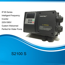 S2100S EPM Memory RFI Filter IP65 3 Phase 220V/380V AC Electric Motor Speed Controller/Variable Speed Drive