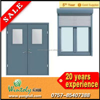 Windows and door use aluminum Powder coating