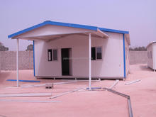 High Quality family living prefabricated residential building VH-109735F