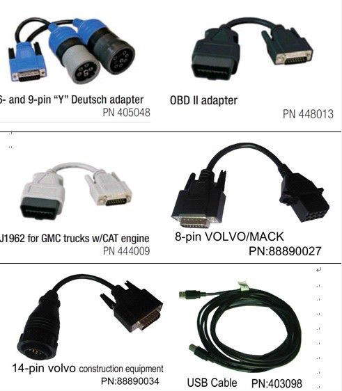 NEXIQ 125032 USB Link Software auto diagnostic tool for all cars