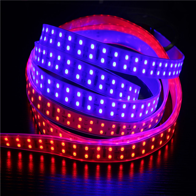 5050 RGB Pixel Led Strip DC5V Addressable 1903 ws2812b led strip india