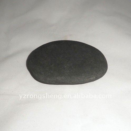 natural hot stone for spa massager