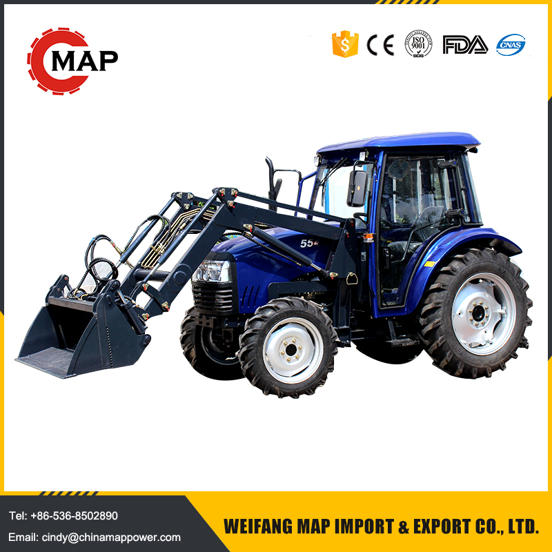 50hp agricultural tractor, the tractor truck,mini China farm tractor price in india