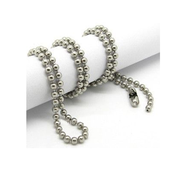 Stainless Steel Ball Bead Chain