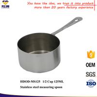 250ml Stainless Steel Measuring Spoon, measuring scoop ,measuring cup