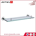 Decorative Bathroom Towel Racks Bathroom Fitting Hotel Glass Shelf JBS1BAC-GX62200