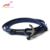 2019 Fashion Style Black Anchor Leather Bracelet for Men and Women