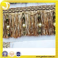2014 New Fashion Bullion Curtain Tassel Fringe Used For Cushions ...