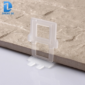 China customizable clips plastic spacer ceramic tile leveling ,Plastic tile leveling system