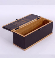 High quality wooden champagne wine box wooden perfume box